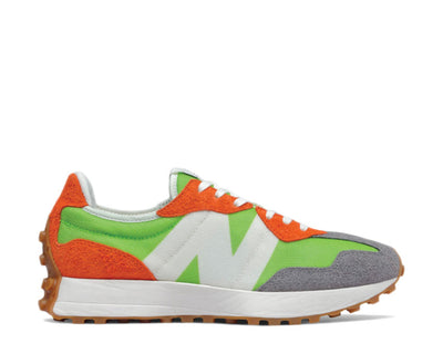 New Balance 327 Orange / Green MS327SFA