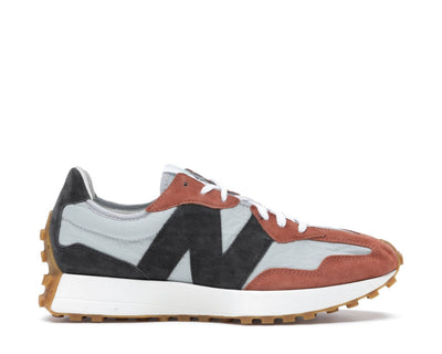 New Balance 327 Rust Brown Grey MS327JC1