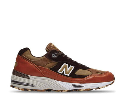 "New Balance 991 ""Camo Pack"" Brown M991SOP"
