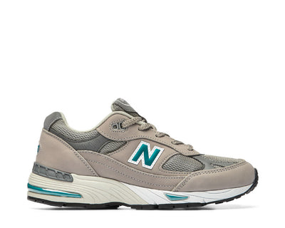 New Balance 991 W 20th Anniversary Made in UK Grey / Green W991ANI