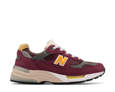 New Balance 992 Burgundy M992CA