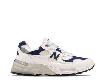 New Balance 992 White / Blue M992EC