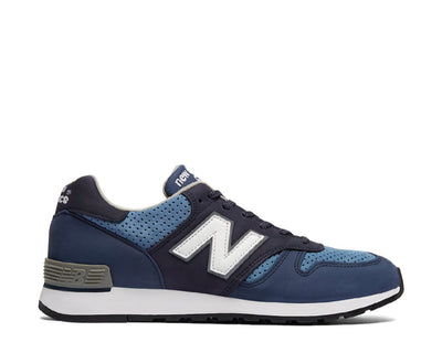 New Balance Made in UK M670NVT Bluesman Navy / Blue / Grey