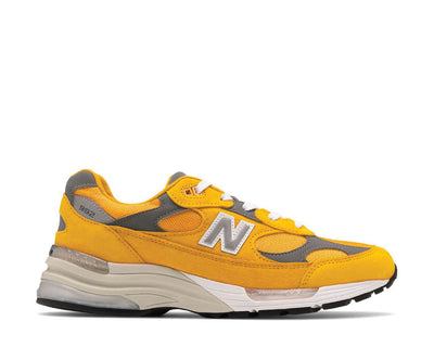 New Balance 992 Gold / Cream M992BB