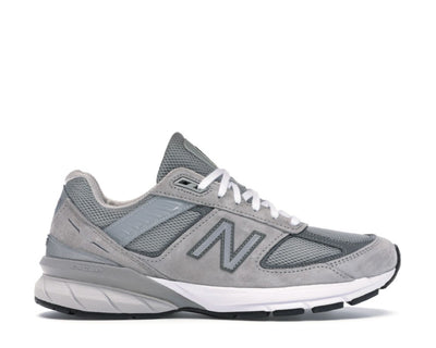 New Balance Made in US 990 V5 Grey M990GL5