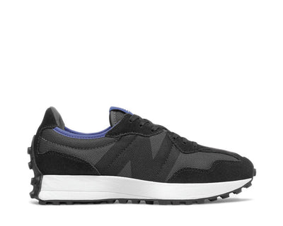 New Balance W 327 Black / Magnetic Blue WS327LAC
