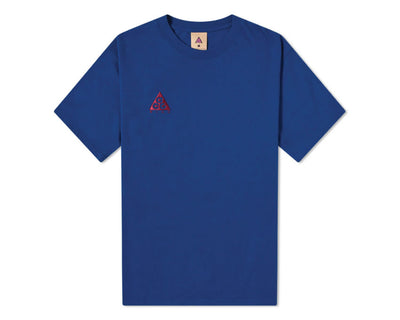Nike ACG Tee Blue Void / Dark Beetroot BQ7342-492