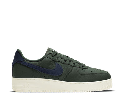 Nike Air Force 1 '07 Craft Galactic Jade / Midnight Navy CV1755-300