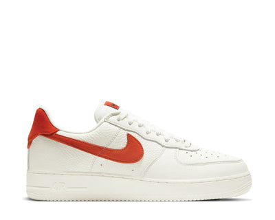 Nike Air Force 1 '07 Craft Sail / Mantra Orange - Forest CV1755-100