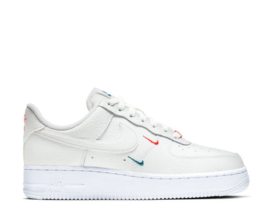 Nike Air Force 1 '07 Essential Summit White / Summit White - Solar Red CT1989-101