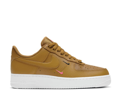 Nike Air Force 1 '07 Essential Wheat / Wheat - Sunset Pulse - Black CT1989-700