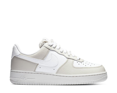 Nike Air Force 1 '07 Light Bone / White - Photon Dust - Life Lime DC1165-001