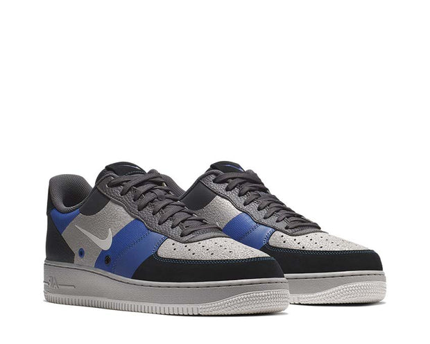 Nike Air Force 1 '07 LV8 3 Atmosphere Grey Vast Grey Game Royal CI0065-001