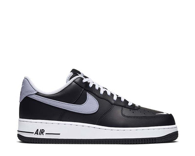 Nike Air Force 1 '07 LV8 4 Black / Wolf Grey - White CJ8731-001