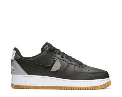 Nike Air Force 1 '07 LV8 Black / Black - Wolf Grey - Dark Grey CT2298-001