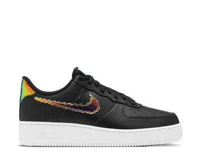 Nike Air Force 1 '07 LV8 Black / Multi Color - White CV1699-002