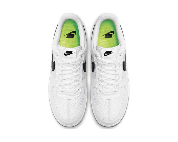 Nike Air Force 1 07' LV8 1 White Black Pure Platinum CI0060-100