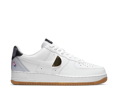 Nike Air Force 1 '07 LV8 White / White - Pure Platinum - Cool Grey CT2298-100