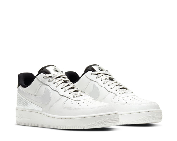 Nike Air Force 1 '07 LV8 Summit White / Summit White - Black CT2299-100