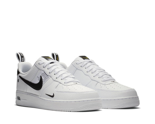 f2c8e4ec3b793 ... low cost nike air force 1 07 lv8 utility white white black tour yellow  aj7747 5d417 ...