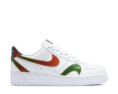 Nike Air Force 1 '07 LV8 White / Multi Color - White CK7214-101 Nike Air Force 1 '07 LV8 White / Multi Color - White CK7214-101