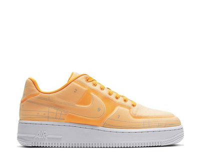 Nike Air Force 1 '07 LX Laser Orange / Laser Orange - Black - White CI3445-800