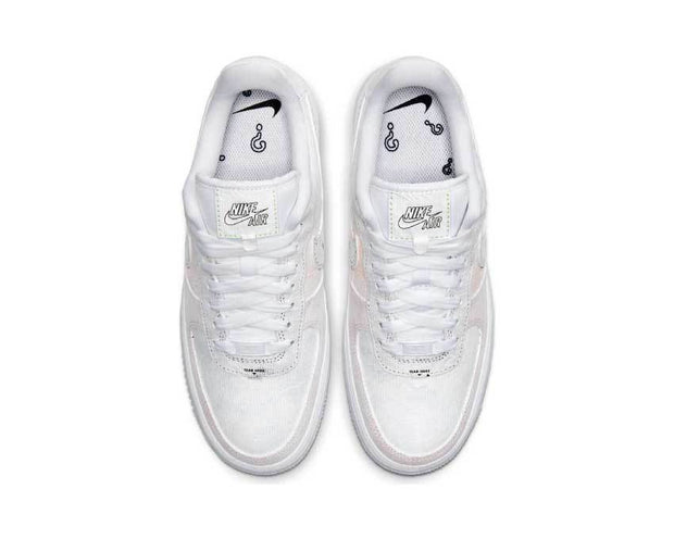 Nike Air Force 1 '07 LX White / White - Multi Color CJ1650-100