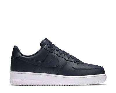 Nike Air Force 1 '07 Obsidian / Obsidian - White AA4083-400