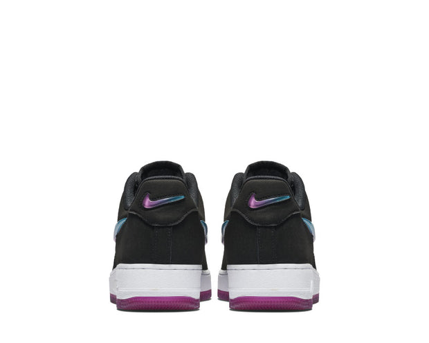 '07 Fuchsia AT4143 Air Nike Force 1 001 NOIRFONCE Prm Black 2 WE2YDIH9