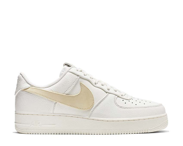 huge selection of d773e 41f03 Nike Air Force 1  07 Premium 2 Sail AT4143-101 - Bur Online - NOIRFONCE
