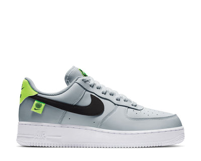 Nike Air Force 1 '07 Pure Platinum / Black - Green Strike CK7648-002