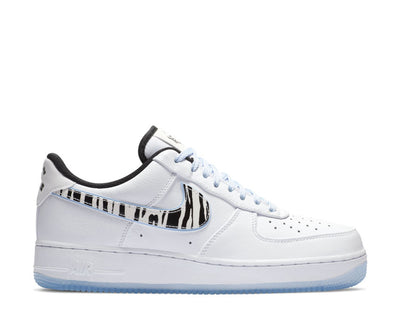 Nike Air Force 1 '07 QS White / Black - Multi Color CW3919-100