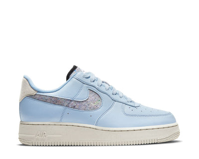 Nike Air Force 1 '07 SE LT Armory Blue / LT Armory Blue - Light Bone DA6682-400