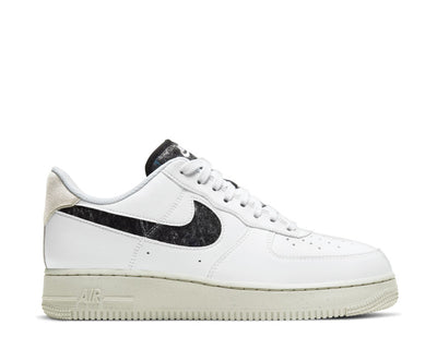 Nike Air Force 1 '07 SE White / White - Light Bone - Black DA6682-100