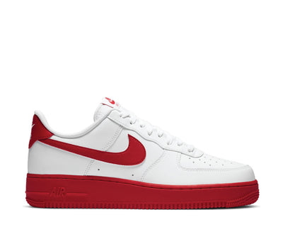 Nike Air Force 1 '07 White / University Red - White CK7663-102