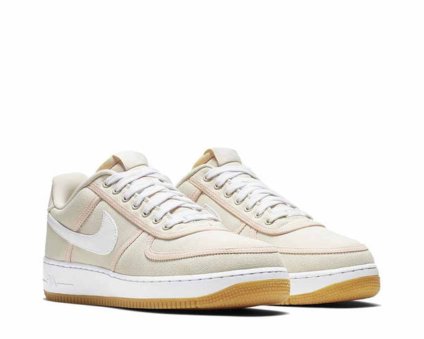 Nike Air Force 1 '07 Premium Light Cream White Crimson Tint CI9349-200