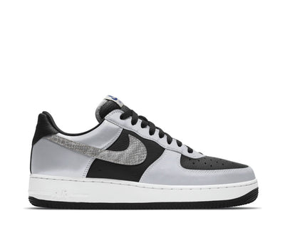 Nike Air Force 1 B Black / Black - Silver DJ6033-001