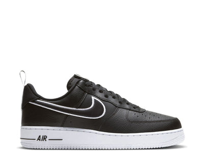 Nike Air Force 1 Black / Black - White DH2472-001