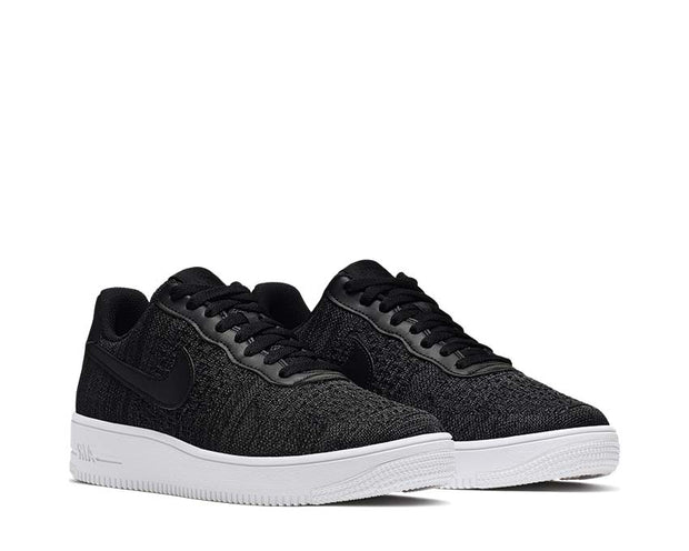 Nike Air Force 1 Flyknit 2.0 Black Anthracite White CI0051-001