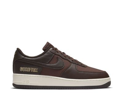 Nike Air Force 1 GTX Baroque Brown / Seal Brown - Team Gold - Sail CT2858-201