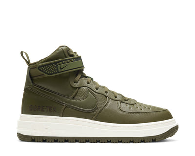 Nike Air Force 1 GTX Boot Medium Olive / Seal Brown - Sail CT2815-201