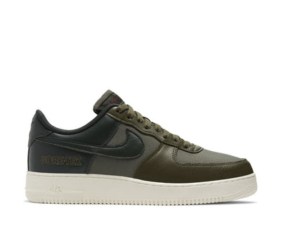 Nike Air Force 1 GTX Medium Olive / Deepest Green - Sail CT2858-200