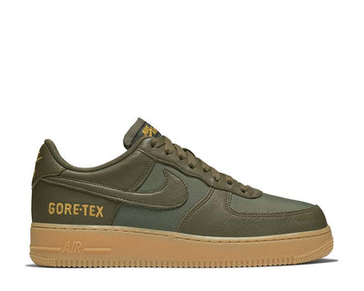 Nike Air Force 1 GTX Medium Olive / Sequoia - Gold - Black CK2630-200