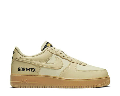 Nike Air Force 1 GTX Team Gold / Khaki - Gold - Black CK2630-700