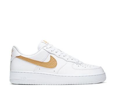 Nike Air Force 1 LV8 White / Club Gold - White CW7567-101