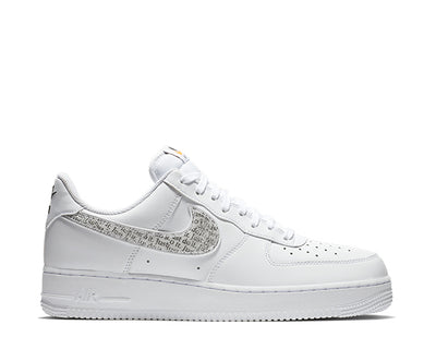 "Nike Air Force 1 LV8 White ""Just Do it"" BQ5361-100"