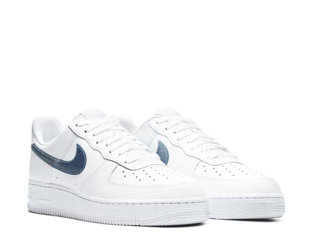 Nike Air Force 1 LV8 White / Thunderstorm - White CW7567-100