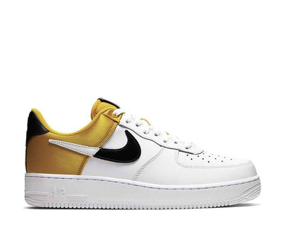 Nike Air Force 1 NBA Low Amarillo / White - Black - White BQ4420-700