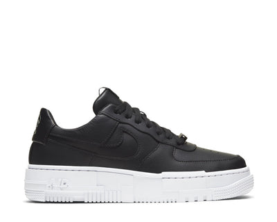 Nike Air Force 1 Pixel Black / Black - White CK6649-001