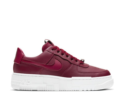 Nike Air Force 1 Pixel Team Red / Team Red - Team Red - White CK6649-600